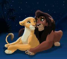 My all time fav Lion King movie ♥o;