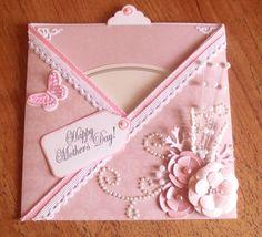Criss Cross Card Template | Criss Cross Mother's Day