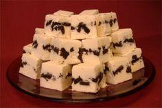 Cookies n Cream Fudge Recipe - Food.com