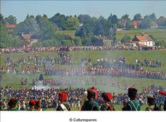 Waterloo, un campo de batalla que cambio la historia