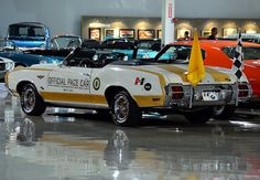 1972 Hurst Olds Indy Pace Car Convertible