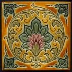 Minton Tiles from Tile Heaven