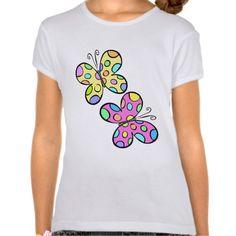 Butterfly Fun Tshirt