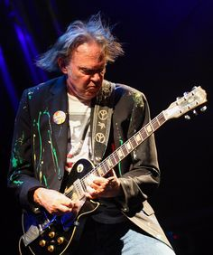 neil young | ... this photo neil young neil young performs on stage during the big day