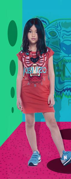 Kenzo New Theme, Kenzo, Product Launch, Take That, Shirt Dress, Shirts, Dresses, Fashion, Vestidos