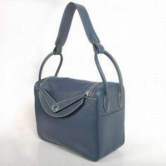 LINDY Lindy 34cm TOGO medicine bag – Dark Blue – CHICS – Beautiful Handbags & Accessories
