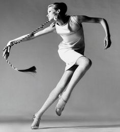 Avedon, such a way with motion