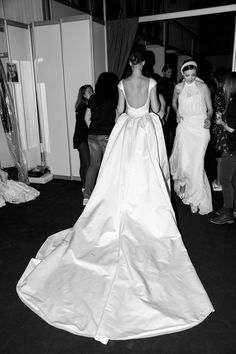 Pronovias Fashion Show Backstage 2015