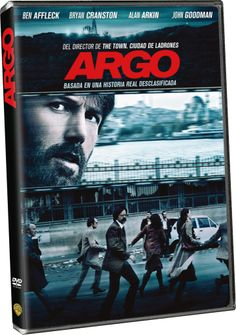 Argo [Vídeo-DVD] / dirigida por Ben Affleck