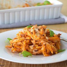 Mmmmh Resteverwetung aus dem Pasta all amatriciana wurde ein Gratin . #lecker überbacken mit Parmesan bei 200 Grad. #italian #pasta #rezepte #recipes #rezept #blog #food #foodblog #foodporn #foodblogger #foodconnection #essenverbindet #enjoy #omnomno Food Porn, Grad, Foodblogger, Parmesan, Shrimp, Pasta, Italian Kitchens, Recipes, Noodles