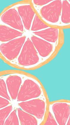 """The post """"Color & Pattern Inspiration Grapefruit"""" appeared first on Pink Unicorn Muster Summer Wallpaper, Pastel Wallpaper, Cute Wallpaper Backgrounds, Screen Wallpaper, Cute Wallpapers, Pattern Wallpaper Iphone, Cute Backgrounds For Phones, Kawaii Wallpaper, Good Phone Wallpapers"""