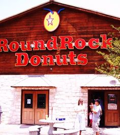 Round Rock Donuts are the best!!