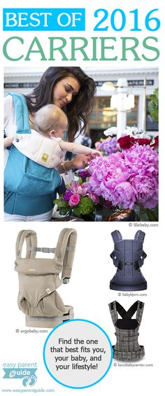 Need some advice to help you pick the best baby carrier? Here are the baby carrier reviews of 2016 - based on our own research + input from thousands of parents. There is no one must-have baby carrier. Every family is different. Use this guide to help you figure out the best carrier for your needs and priorities.