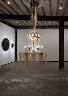 DZINE Chandelier - Salon 94