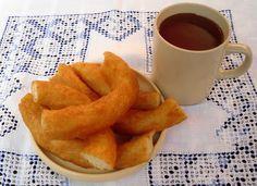 RECETAS DE MI MADRE Y MIAS: Porras caseras  https://es.pinterest.com/aurora771/food-from-spain/