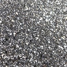 Hollywood Glamour Sequin Silver Metallic Glitter