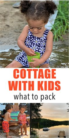What to Pack for a Vacation Rental with Kids - HAPPY TODDLER PLAYTIME
