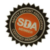 Securus Safe Deposit Centres is a proud and certified member of the Safety Deposit Association