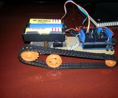 How to Make Smartphone Controlled Robot Using Arduino