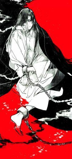 Manga Anime, Anime Demon, Anime Guys, Anime Chibi, Character Inspiration, Character Design, Chinese Cartoon, Bishounen, Beautiful Dream