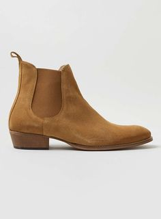 96307cf66ca Tan Suede Chelsea Boots - Shop All Shoes   Boots - Shoes   Accessories