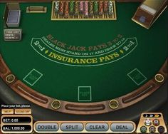 Play the Betsoft version of American Blackjack completely free or for big money at 1onlinecasino.com