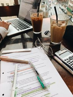 Quick Tips to Create a Productive Study Space - College Study Smarts - Study Motivation / College - Revising with Study Way-lawblr 🌿💛 * * * Gloomy… - Studyblr, Study Organization, School Study Tips, Study Space, Study Hard, Study Motivation, Fitness Motivation, College Motivation, Fitness Quotes