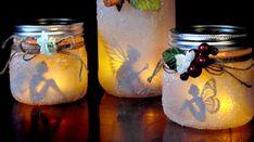Lag lykter av syltetøyglass som gir helt magisk stemning. Disse vil i alle fall imponere både venner, familie, og ikke minst deg selv.