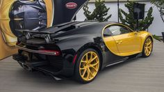 View detailed pictures that accompany our First U. Bugatti Chiron Delivery article with close-up photos of exterior and interior features. Bugatti Cars, Bugatti Chiron, Going Out Of Business, Close Up Photos, Concept Cars, Cars And Motorcycles, Super Cars, Volkswagen, Automobile