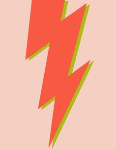 Aesthetic Painting, Aesthetic Art, Lightning Bolt Tattoo, Photo Wall Collage, Picture Wall, Pop Art Background, Preppy Stickers, Thunder And Lightning, Cool Wallpapers For Phones