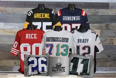 The Ultimate Mystery Box - Football Jersey Edition - Mega Box Series b17ecf5e5