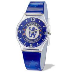Chelsea FC Kids Childrens Watch   Chelsea FC Gifts   Chelsea FC Shop
