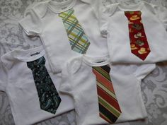 its about time baby boys had something cute to wear too.  cute baby boy onesies for new baby gift idea