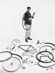 73 best bike images on pinterest veils bicycle and tokyo Vintage Superbikes jacques tati et sa bicyclette photo by robert doisneau 1947 or 49 robert doisneau