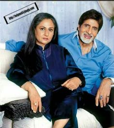 Jaya & Amitabh