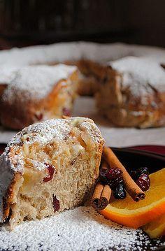 Christmas Stollen - Hands down my favorite German Weihnachts treat