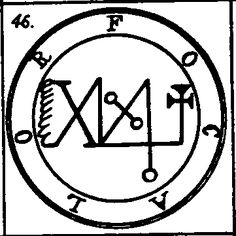 Demons of the goetia, seals and abilities (Part 1)