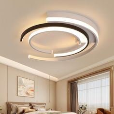 Ceiling Lights for Living room House Ceiling Design, Ceiling Design Living Room, Living Room Lighting, Bedroom Lighting, Modern Led Ceiling Lights, Led Ceiling Lamp, Ceiling Panels, Bedroom Light Fixtures, Painting Lamps