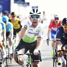 Mark Cavendish wins Stage 3 Dubai Tour 2018