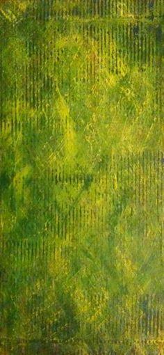 """Vegetate""  acrylic on canvas"
