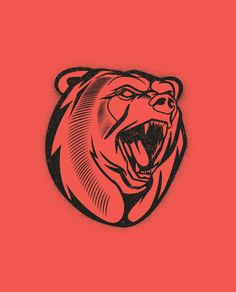 Dribbble - Bear-XL.jpg by Dermot Reddan
