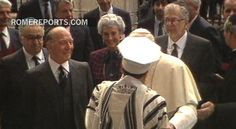 Pope Francis set to visit the Great Synagogue of Rome in January