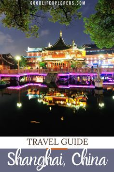 Shanghai is a popular travel destination in China. If you only have a day to spend in this wonderful city, here are the top things to do in Shanghai. Vietnam Travel, Asia Travel, Amazing Destinations, Vacation Destinations, Travel Couple, Family Travel, Visit Shanghai, China Travel Guide, Visit China