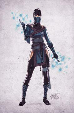 Frost - Mortal Kombat - Fezat1.deviantart.com
