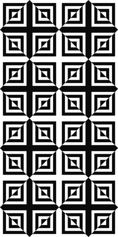 Geometric Quilting Patterns Black White 17 Ideas – Famous Last Words Geometric Patterns, Geometric Quilt, Geometric Designs, Geometric Art, Tessellation Patterns, Zentangle Patterns, Quilt Patterns, Patterns To Draw, Henna Patterns