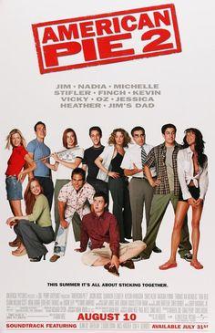 American Pie 2 (2001) Original One-Sheet Movie Poster