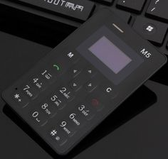Ultra Slim Wallet Cellphone Backup Small Mobile Phone Student Child Elderly Card-small-size Keyboard Style Simple Anywhere Mobile