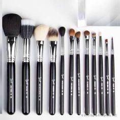 makeup brushes #sigma
