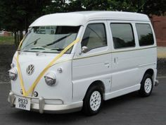 SUBARU-SAMBAR-AUTO-VW-SAMBA-CAMPER-REPLICA-MINI-WEDDING-RETRO-CAMPER