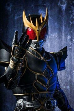 RAH DX Series Kamen Rider Kuuga Ultimate Form | kuuga | Pinterest ...